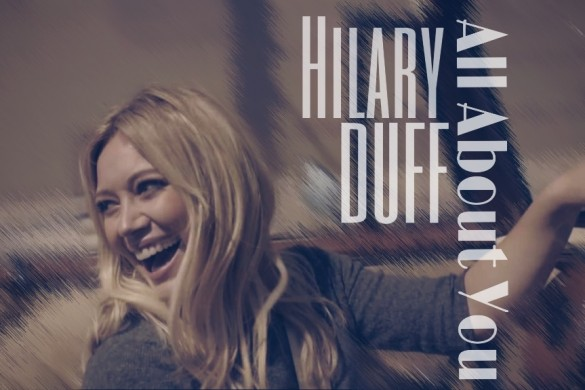 Presenting the Hilary Duff Single Cover Graphic Design Contest Winners