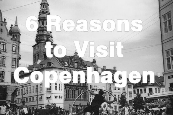 6 Reasons to Visit Copenhagen: Seeing the World through PicsArt
