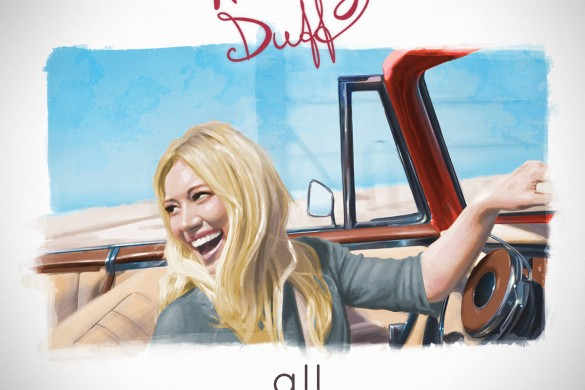 PicsArtists Get Creative With Hilary Duff's Exclusive #freetoedit pictures