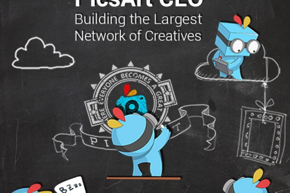 PicsArt CEO: Building the Largest Network of Creatives