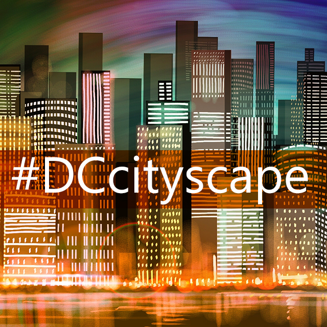 Cityscape drawing contest