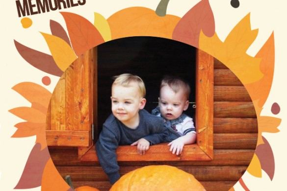 Thanksgiving Memories Frames Perfect for the Holidays