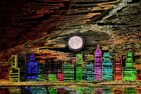Top 10 Cityscapes from the Drawing Challenge