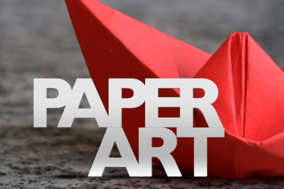Download the Paper Art Clipart Package for Some Paper Fun!