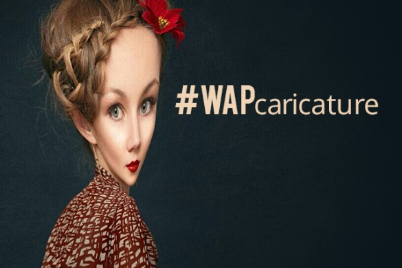 Get Wacky with the Weekend Art Project #WAPcaricature