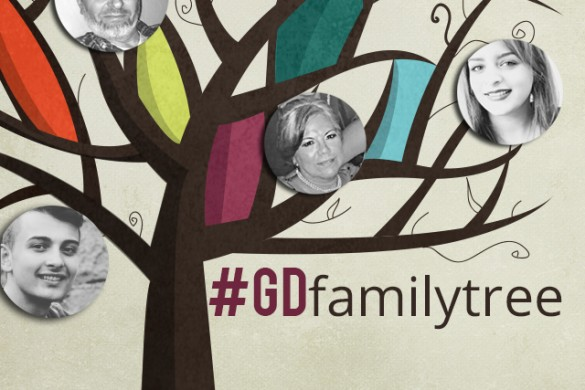 Create Your Family Tree for Our Graphic Design Contest #GDfamilytree