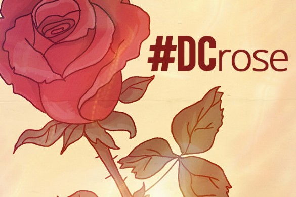 Draw a Blossoming Rose for this Week's Drawing Challenge