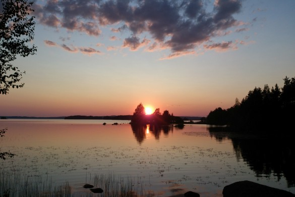 Photo Gallery of Finland, The Land of the Midnight Sun