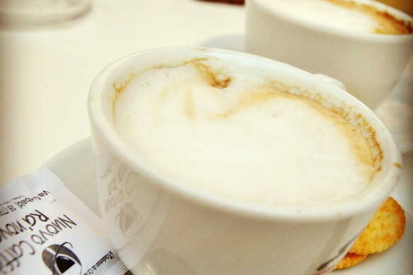 Get Your Caffeine Fix with This #cappuccino Photo Gallery