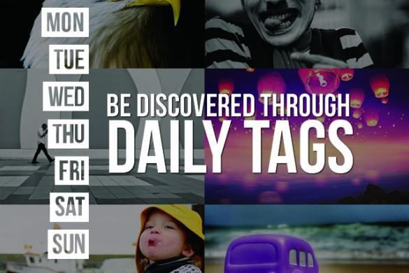 Exchange Inspiration with PicsArt's Daily Tags
