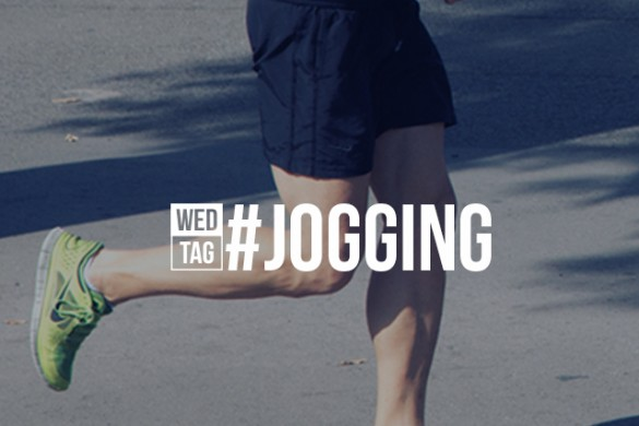 Wednesday Hash Tag: Find Your Fitspiration with WEDtag #jogging