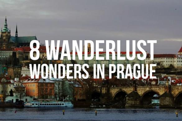 Visit 8 Wanderlust Wonders in Prague