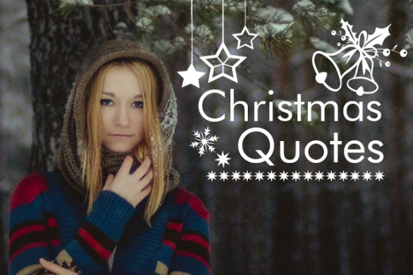 Spread Holiday Cheer with Christmas Quotes Clipart