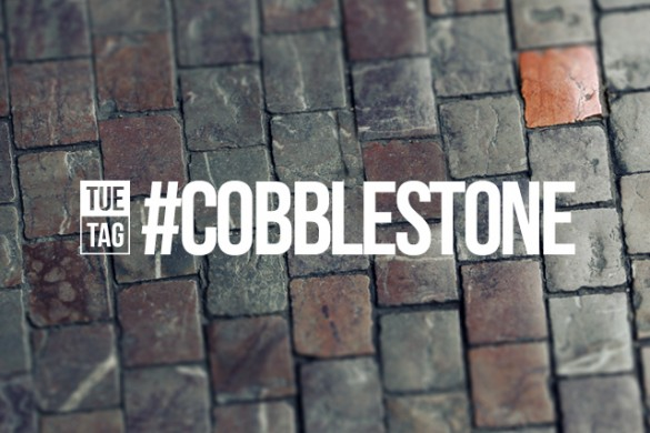 Take a Stroll with the Tuesday Hash Tag #cobblestone