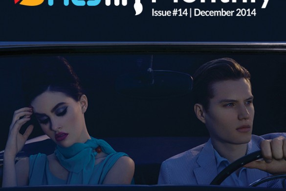 Download Our December Issue of PicsArt Monthly