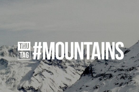 Be Moved by Mountains with the Thursday Hashtag #mountains