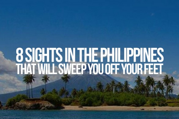 8 Sights in the Philippines That Will Sweep You off Your Feet