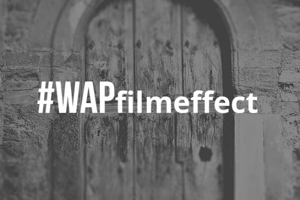 Get Creative with the #WAPfilmeffect Weekend Art Project