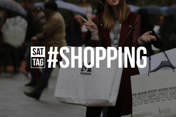 Take to the Shops with the Saturday Hashtag #shopping