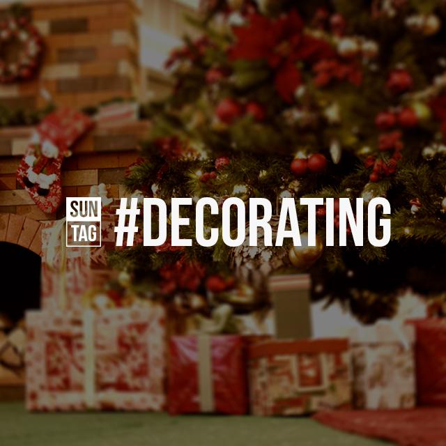 hashtag decorating photography