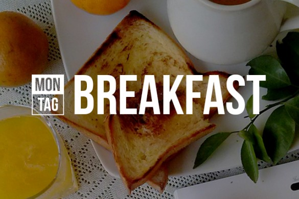 Show Us How You Start Your Day with the Monday Hashtag #breakfast