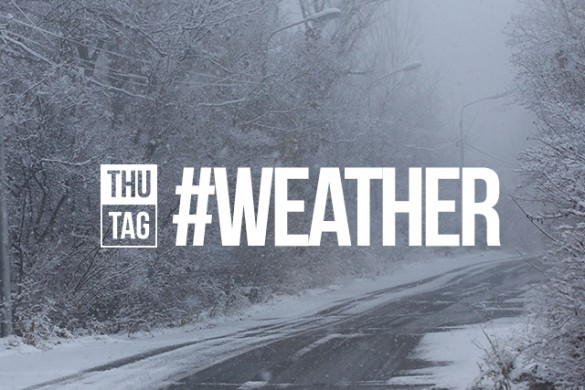 Keep Your Eye on the Sky with the Thursday Hashtag #weather