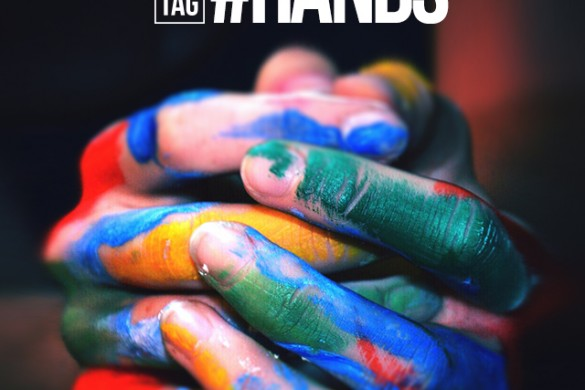 Seize the Day with the Friday Hashtag #hands