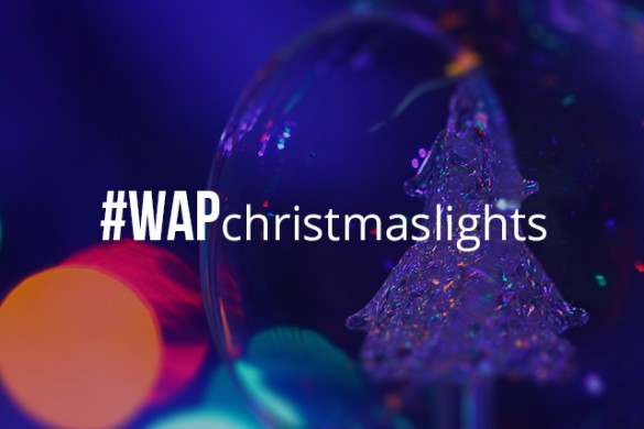 Get in the Christmas Spirit with #WAPchristmaslights