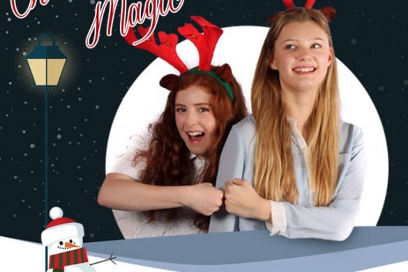 Download Christmas Magic Frames!