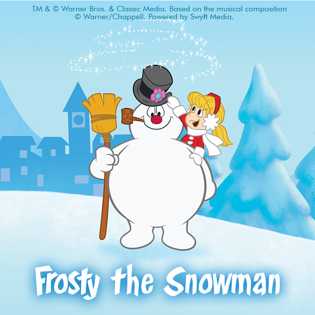 Magician From Frosty The Snowman Pictures to Pin on ...