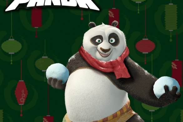 Kung Fu Panda Clipart & Backgrounds