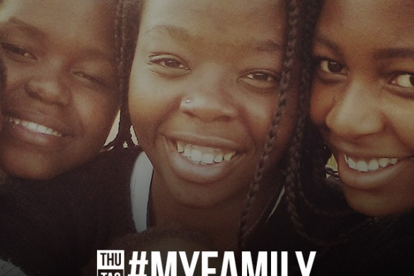 Share Today's Best Family Moments with Thursday Hashtag #myfamily