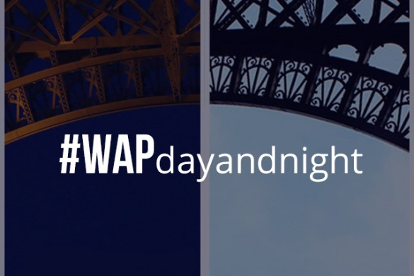 Observe Natural Light with the #WAPdayandnight Weekend Art Project