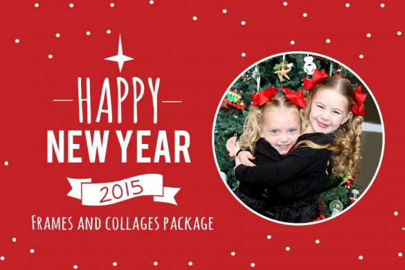 Download Happy New Year 2015 Frames Today!
