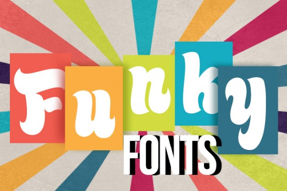 Give Your Words a Boost with the New Funky Fonts Package
