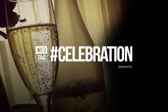 Create Memories with the Wednesday Hashtag #celebration