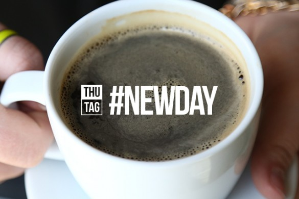 Celebrate the First Day of the Year with the Thursday Hashtag #newday