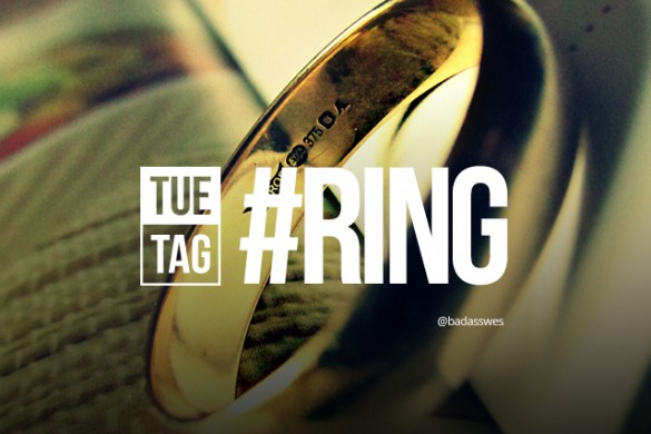 Show Off Your Jewels with the Tuesday Hashtag #ring
