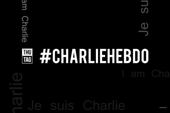 Share Your Grief & Solidarity for Yesterday's Paris Attack with the tag #charliehebdo