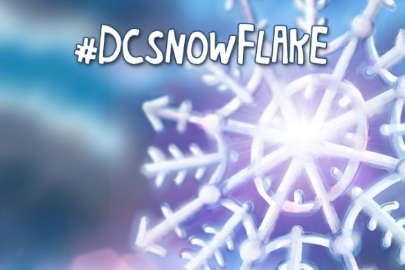 Enter our Snowflake Drawing Challenge