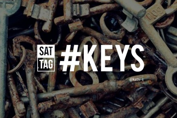 Unlock Your Creativity with the Saturday Hashtag #keys