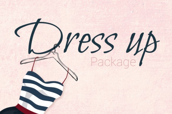 Fill Your Closet and Download Dress-Up Clipart Today!