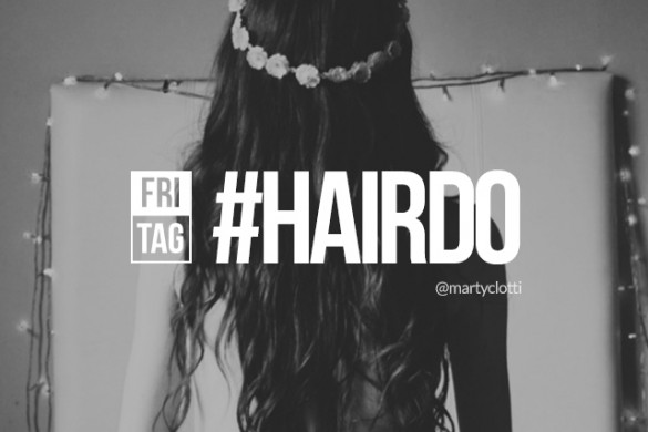 Show Off Your Stylings with the Friday Hashtag #hairdo