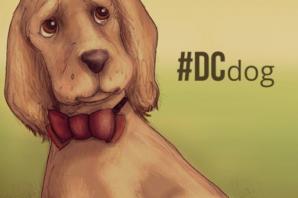 Draw a Dog with PicsArt for This Week's Challenge