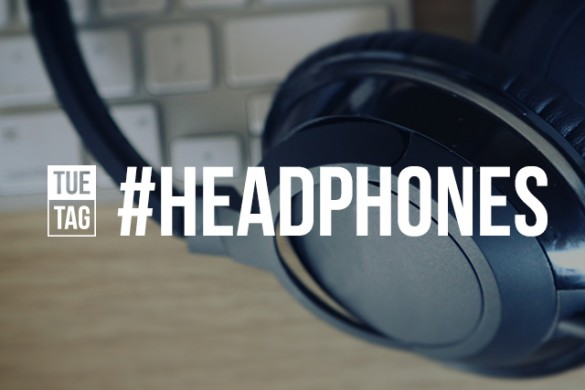 Show Us How You Tune In with the Tuesday Hashtag #headphones