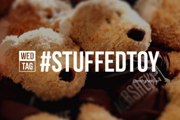 Embrace Your Inner Child with the Wednesday Hashtag #stuffedtoy