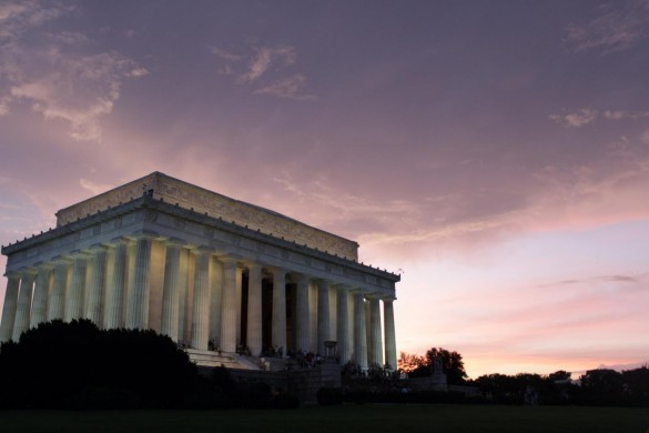 The Day After the State of the Union; A Gallery of Beautiful Washington D.C.
