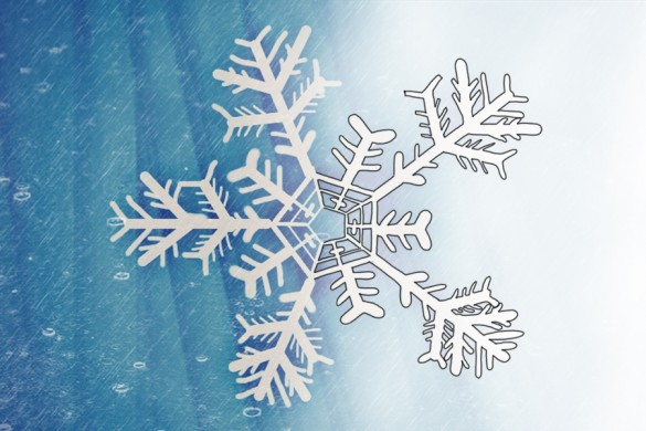 Users Share Snowflake Drawing Tutorials