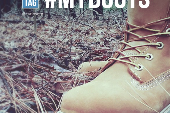 Strut Your Stuff with the Thursday Hashtag #myboots