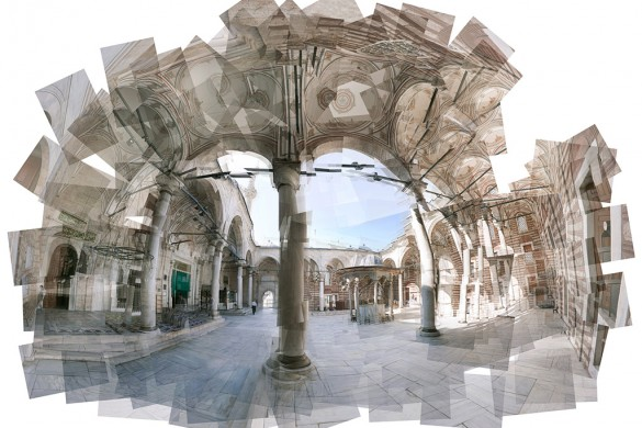 Mareen Fischinger Explains the Art of 3D Panographies